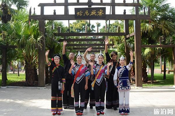 2019云南民族村矻扎扎7月开启