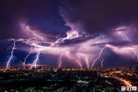 7月浙江暴雨黄色预警 浙江西南部江西中北部大暴雨来袭