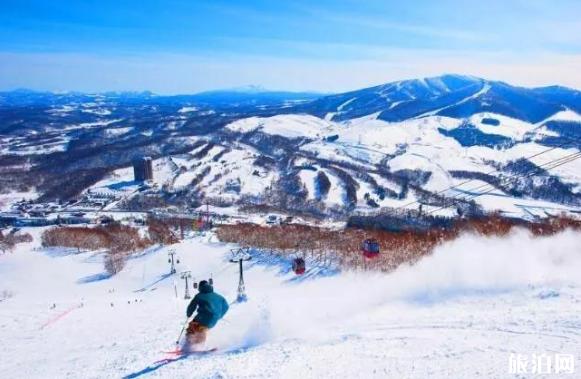 2019/20北海道留守都雪季开板时间