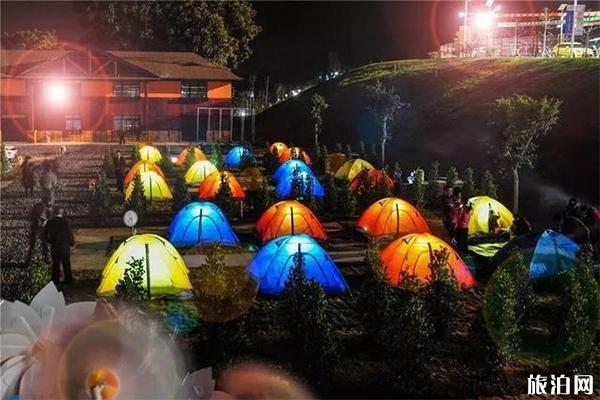 2019第六届中国自驾游与房车露营大会暨攀枝花市仁和区露营节