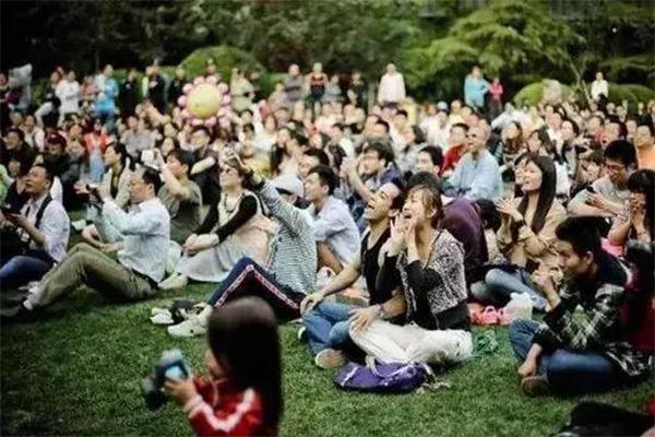2019暑假山东潭溪山 露营节+音乐节