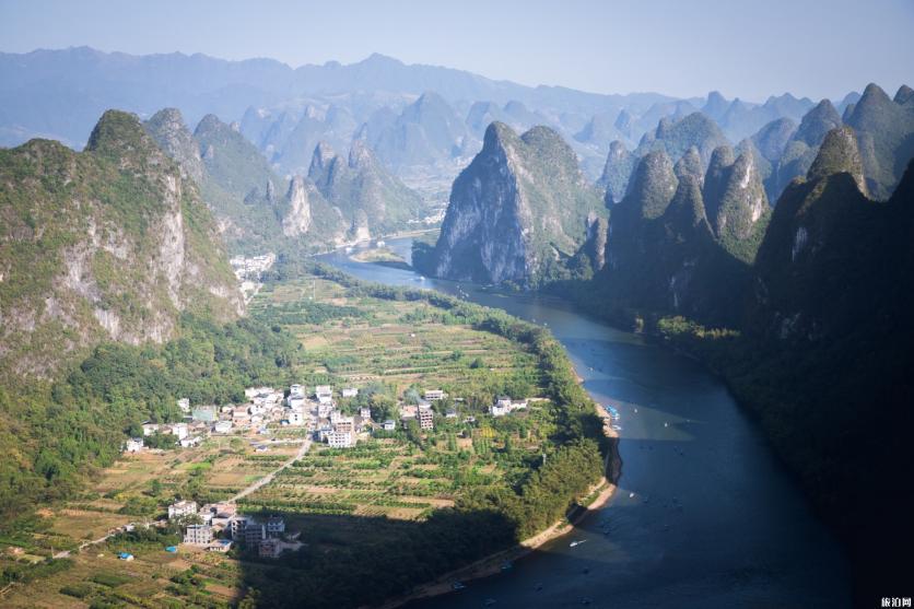 桂林最佳旅游时间 桂林景点推荐