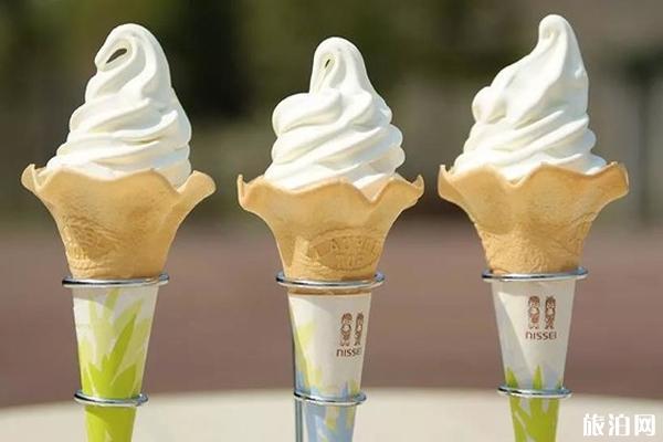 2019北海道最新冰淇淋店地址+营业时间+价格