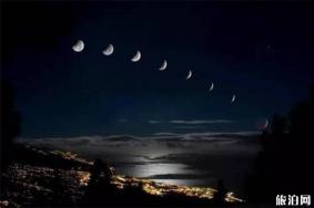 广州月偏食观测最