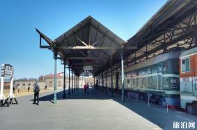 中国铁道博物馆周
