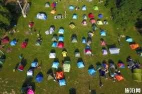 露营基地怎么选择