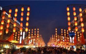2019津南區盧浮廣場夜市什么時候開放