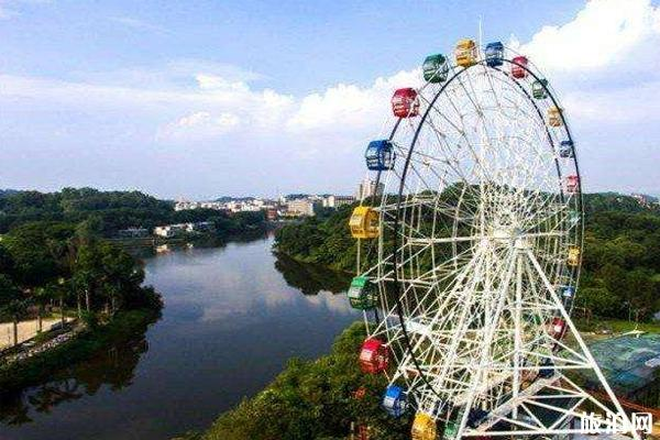 深圳觀瀾湖生態體育公園有什么好玩的