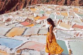 上帝的眼影盤在哪里 2019秘魯馬拉斯鹽田禁止進入