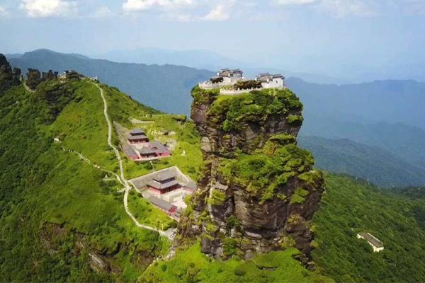 梵凈山值得一去的景點 梵凈山美食攻略