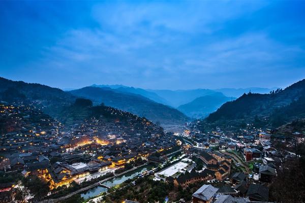 黔東南的自然景觀和人文景觀攻略