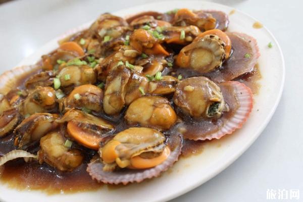 青島特色美食小吃街在哪里
