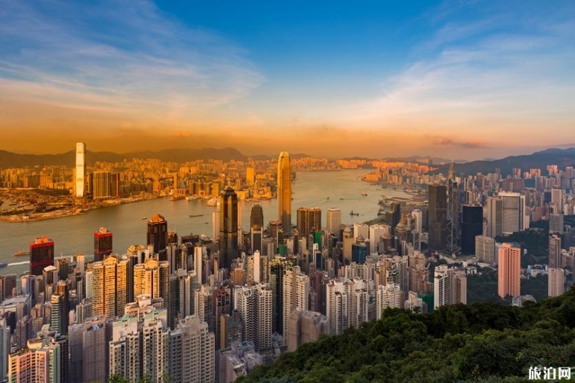 2019香港太平山纜車門票價格+交通攻略