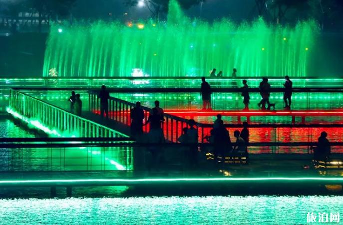 2019沈阳浑南中央广场炫彩音乐喷泉开放时间+表演时间+停车指南