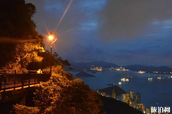 香港太平山頂纜車票價是多少 香港太平山頂巴士攻略