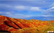 张掖丹霞国家地质公园开放时间张掖丹霞国家地质公园门票 张掖丹霞国家地质公园游玩攻略