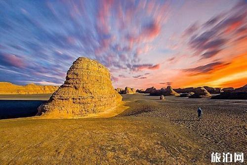 敦煌雅丹国家地质公园旅行游记