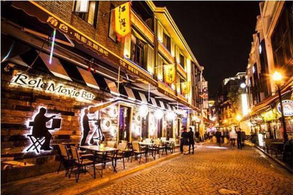 宁波美食街在哪里