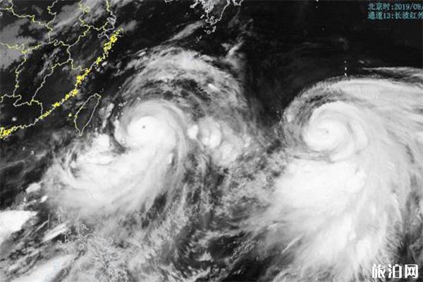 利奇马对温州的影响最新情况 台风最新路径实时路线图