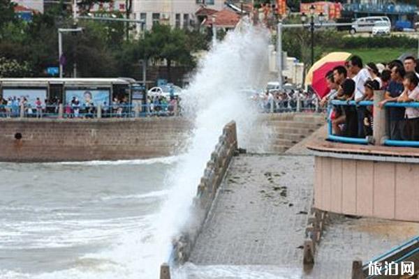 2019台风利奇马青岛会受影响吗 台风利奇马青岛影响关闭景区有哪些