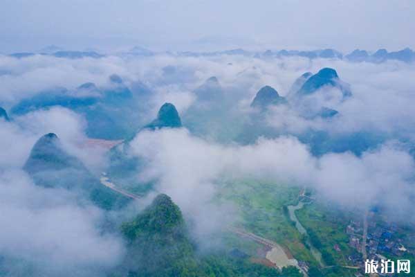 广西桂林网红打卡地在哪里