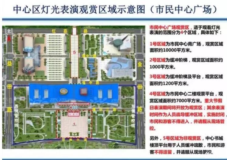 深圳灯光秀2019时间表+最佳观赏位置+交通指南