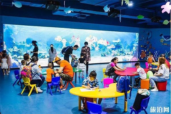 沈陽七星海世界主題樂園游玩項目有哪些 附圖片