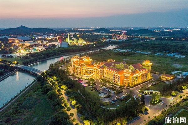 上海欢乐谷住宿在哪里方便 上海欢乐谷嘉途酒店怎么样