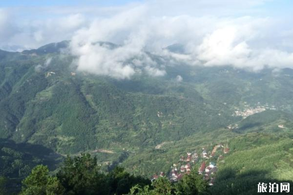 四明山旅游景点 四明山有什么好玩的 四明山游玩线路推荐