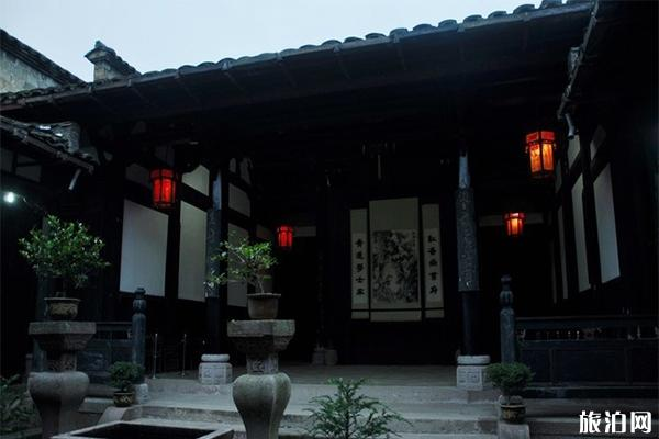 泰宁尚书第建筑群怎么样 附近有哪些景点