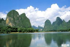 广州到桂林旅游攻