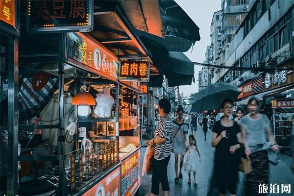 荆州美食街在哪里