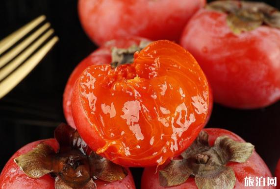 临潼火晶柿子几月成熟 临潼火晶柿子在哪里买