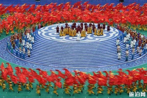 2019郑州全国少数民族传统体育运动会开幕式门票+交通管制