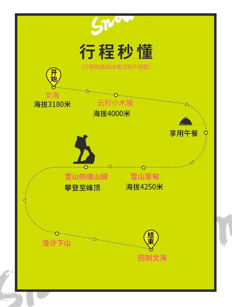 玉龙雪山徒步路线 徒步玉龙雪山需要多久