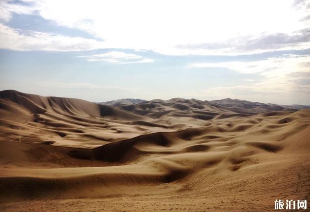 库木塔格沙漠游记500字作文
