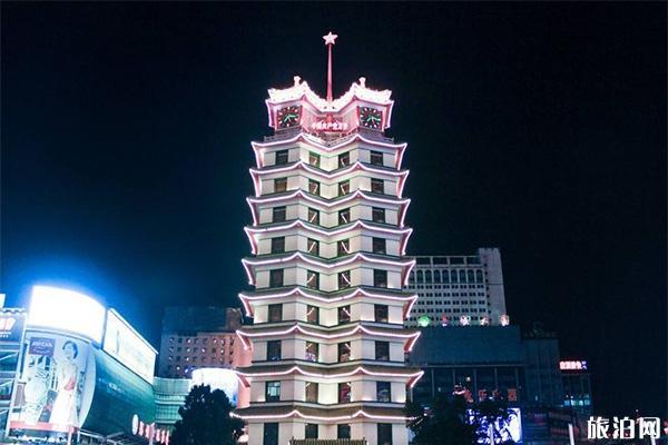 鄭州二七紀念塔幾點亮燈 二七紀念塔開放時間 二七紀念塔收費嗎