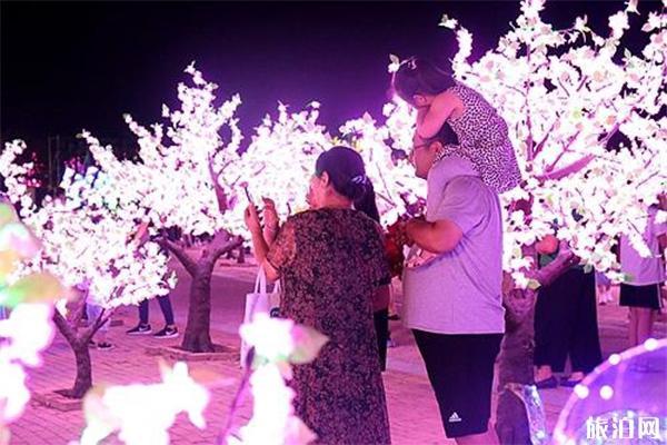 2019青岛世博园景区国庆优惠活动