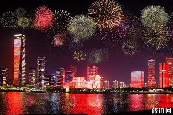 深圳人才公园国庆焰火晚会在哪个酒店可以观赏到