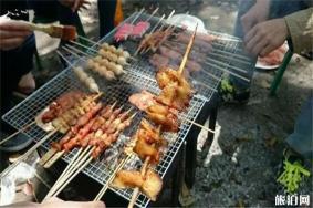 上海共青森林公園可以燒烤嗎 燒烤花費要多少錢
