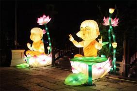 上海廣富林文化遺址公園門票跟年卡可以去觀賞燈會嗎 可以帶狗狗進去嗎