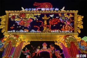 上海廣富林文化遺址燈會怎么購票+夜場幾點開始