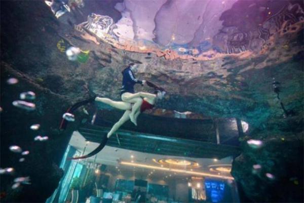 深圳中潛潛水世界潛水怎么樣 怎樣預定
