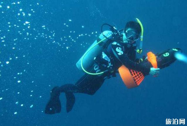 船潛和岸潛的區別 哪種人不適合潛水