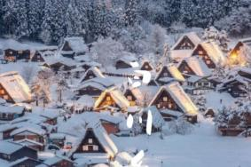 日本白川乡在哪个城市 日本白川乡旅游攻略