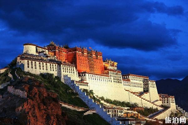 2019-2020布达拉宫门票免费 冬游西藏免费景点名单