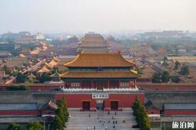 北京哪里可以看故宫全景+介绍