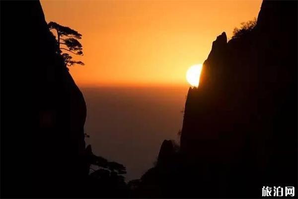 黃山夜景哪里最好看 夜景怎么拍攝好