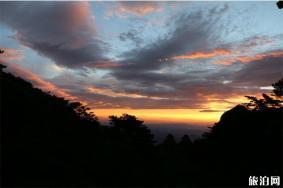 黄山夜景哪里最好看 夜景怎么拍
