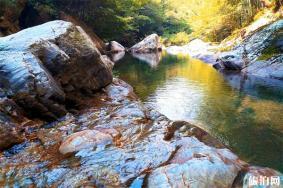 香溪漂流最近的景点有哪些